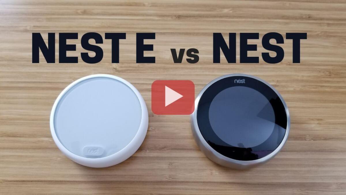 nest vs nest e