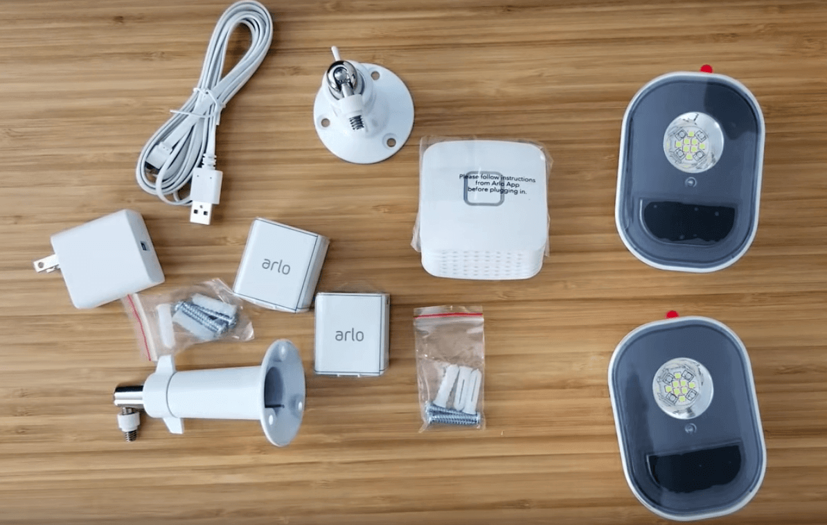 arlo light kit