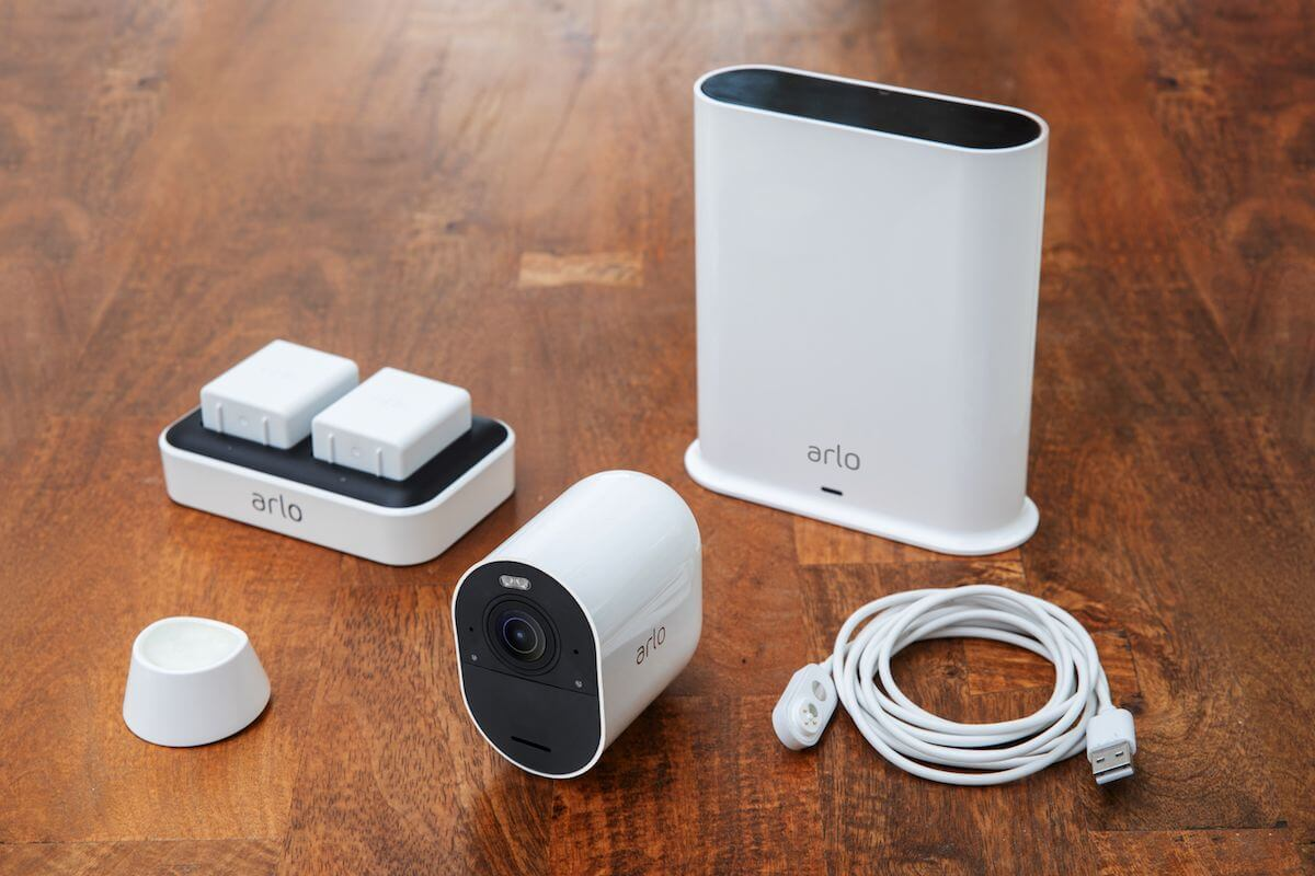 arlo ultra charger