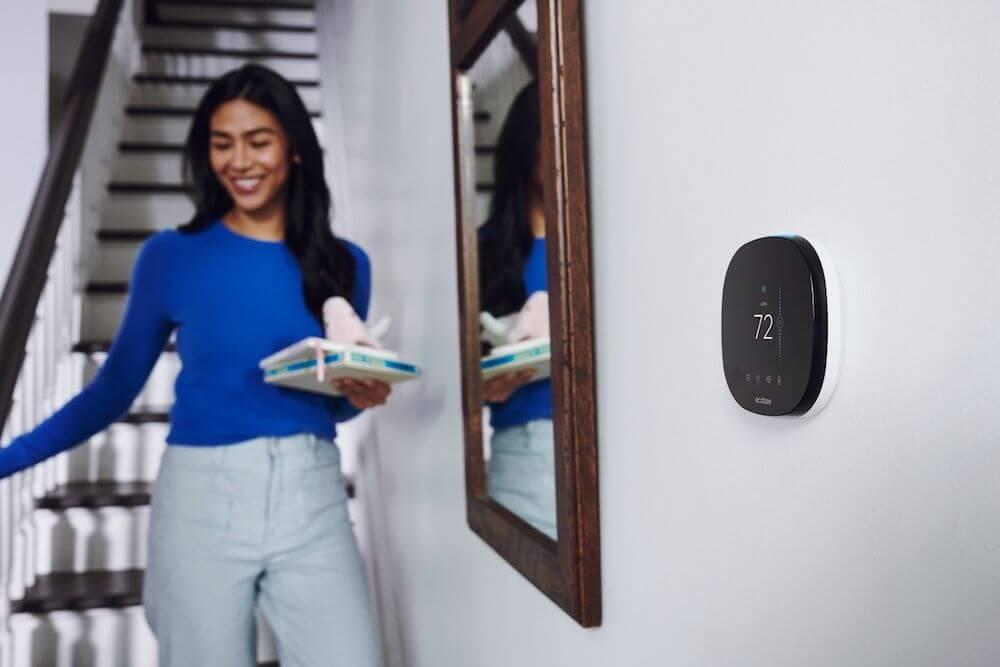 ecobee smartthermostat lifestyle