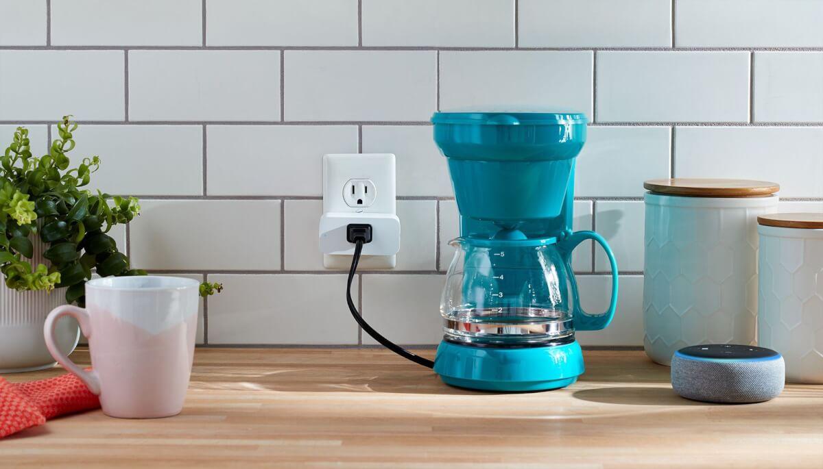 amazon smart plug coffeemaker