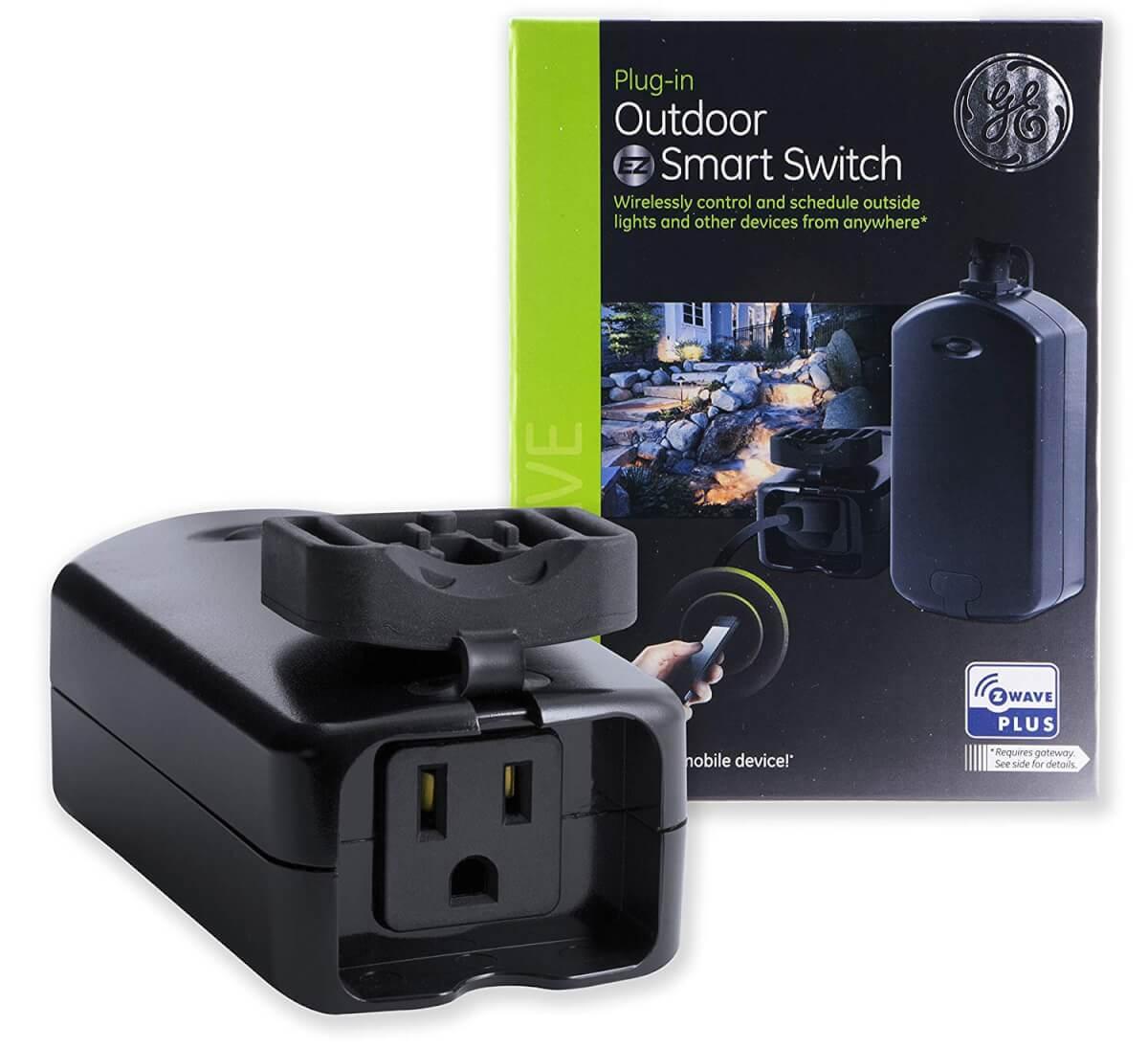 ge outdoor plug