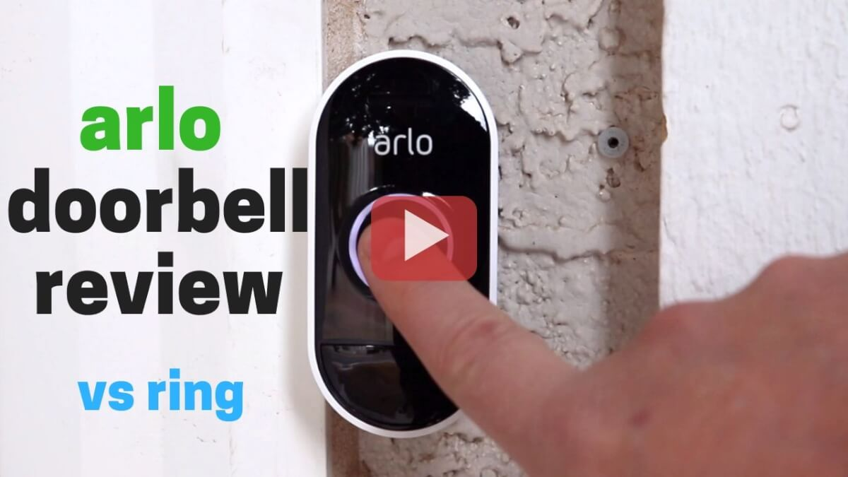arlo doorbell review