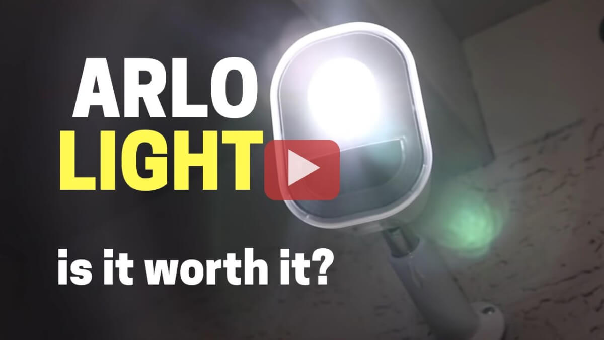 arlo light review