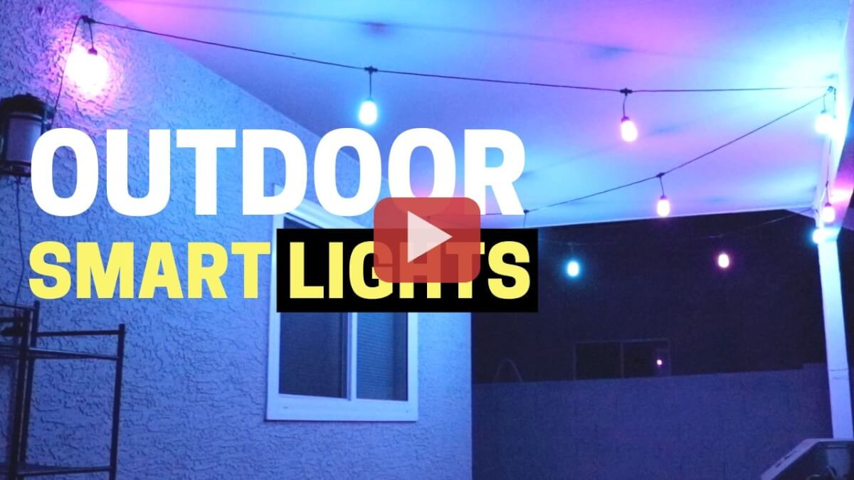 outdoor lights review