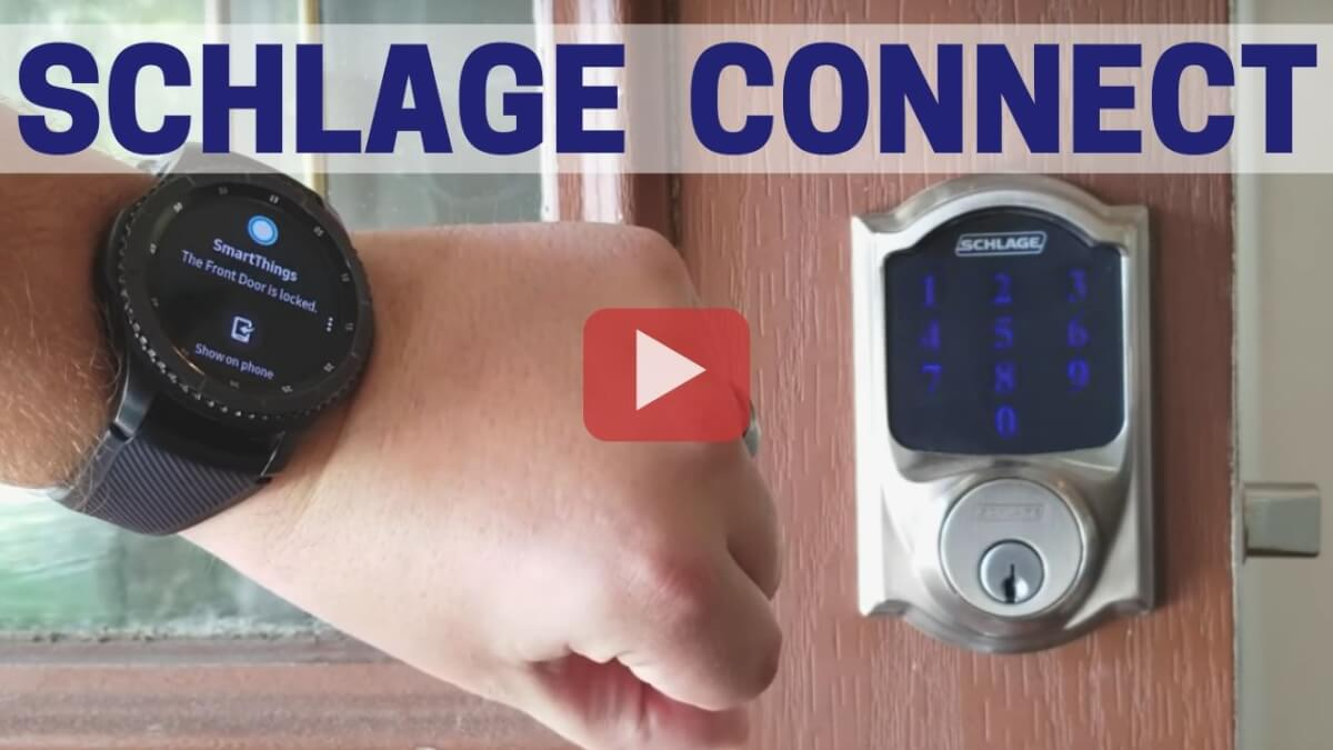 schlage connect review