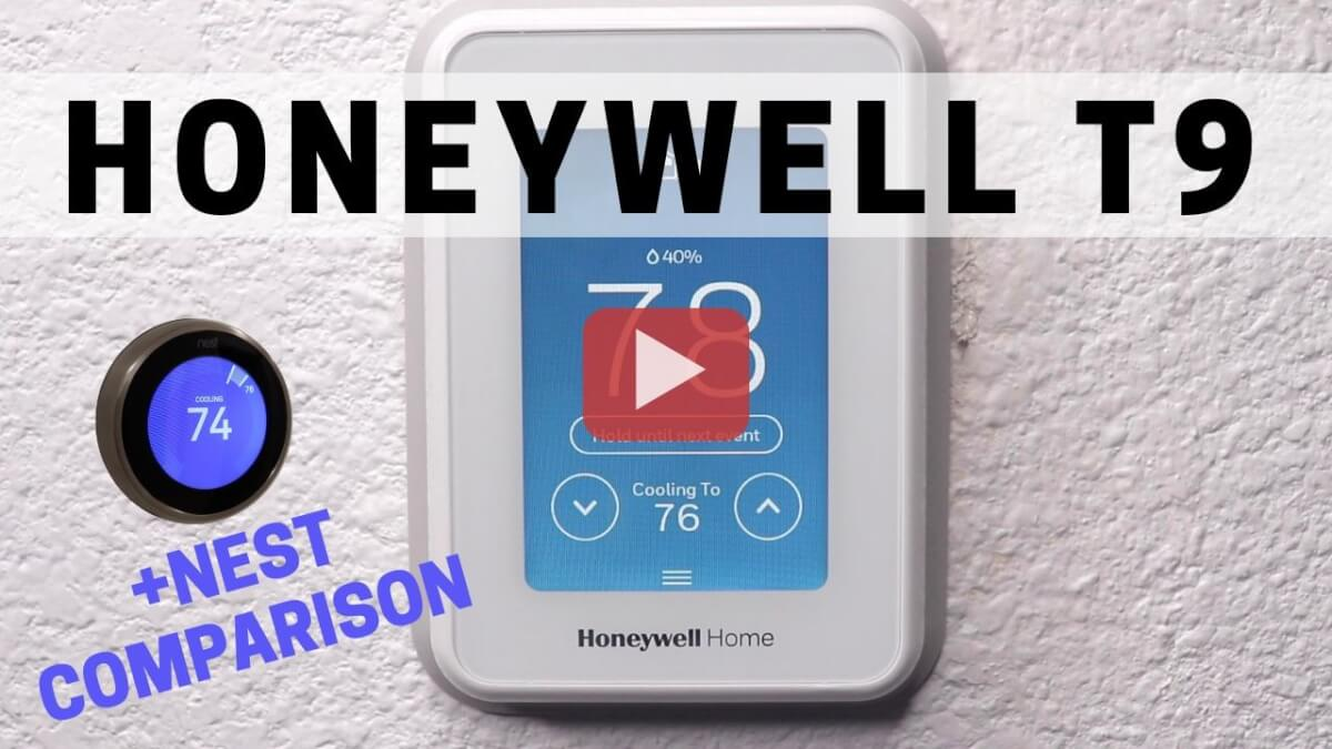 honeywell t9 review