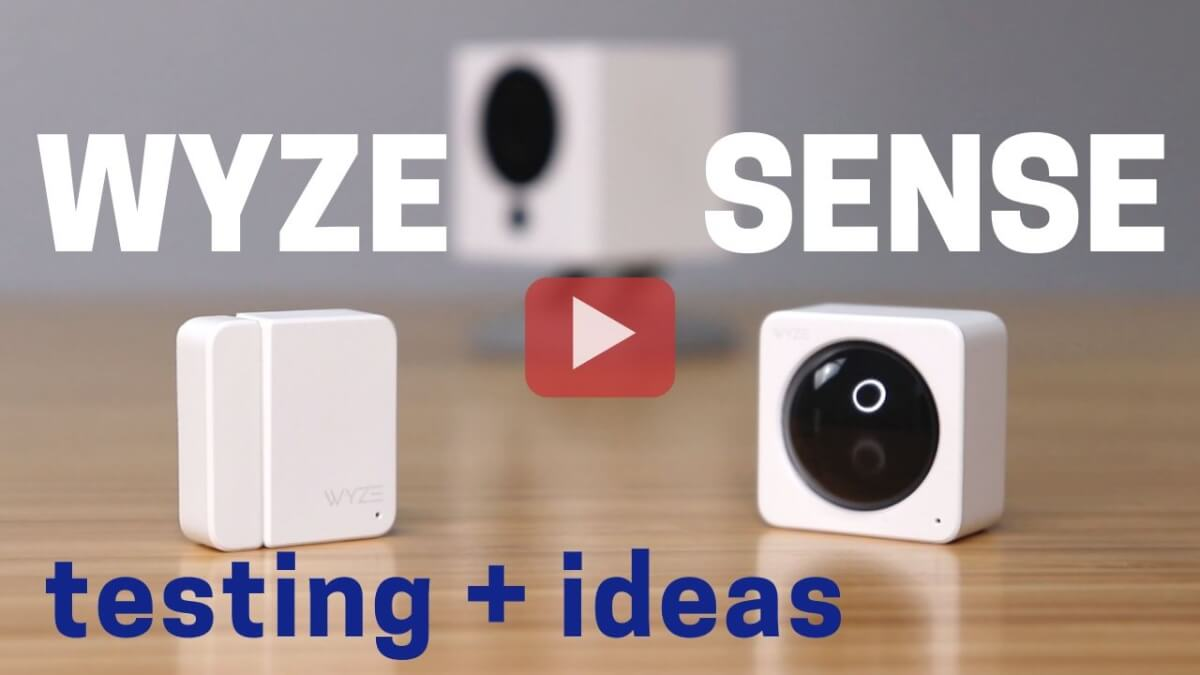 Wyze Sense Review & 10 Ideas for using the Sensors | Smart