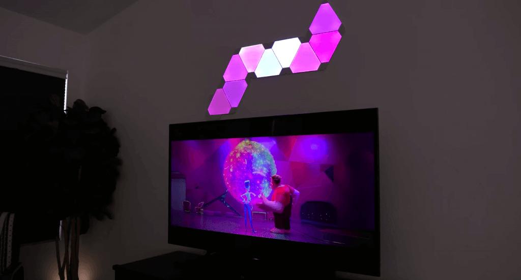 nanoleaf screen mirroring
