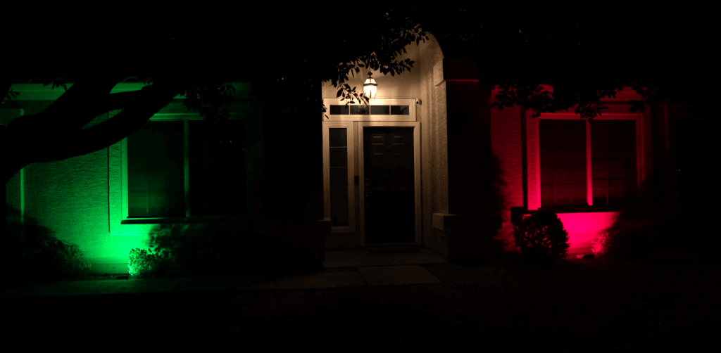 novostella smart outdoor lights
